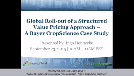 A Bayer CropScience Case Study Thumbnail