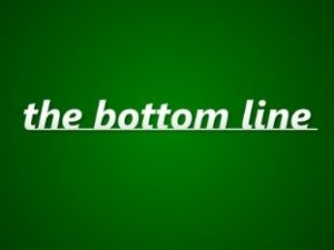 the-bottom-line